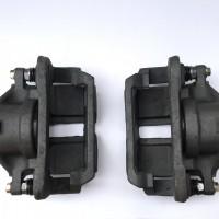 Суппорт переднего тормоза левый и правый без тормозных колодок ГАЗ